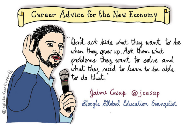 Career Advice for the New Economy